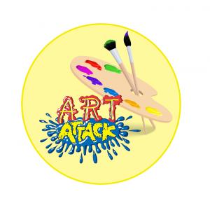 Festa A tema animazione bambini art attack