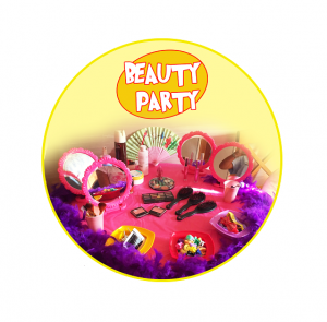 Festa A tema animazione bambine Beauty party