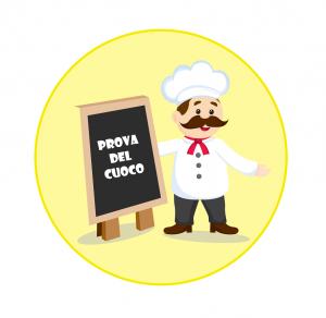Festa A tema animazione bambini prova del cuoco