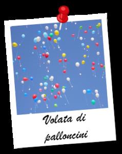 volata palloncini elio napoli