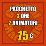 Pacchetto Festa XLARGE