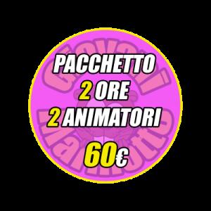 animazione per bambini napoli 2 animatori animatrici