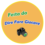 Festa DireFareGiocare 24/02/20
