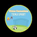 Prima Comunione a Tema Sport