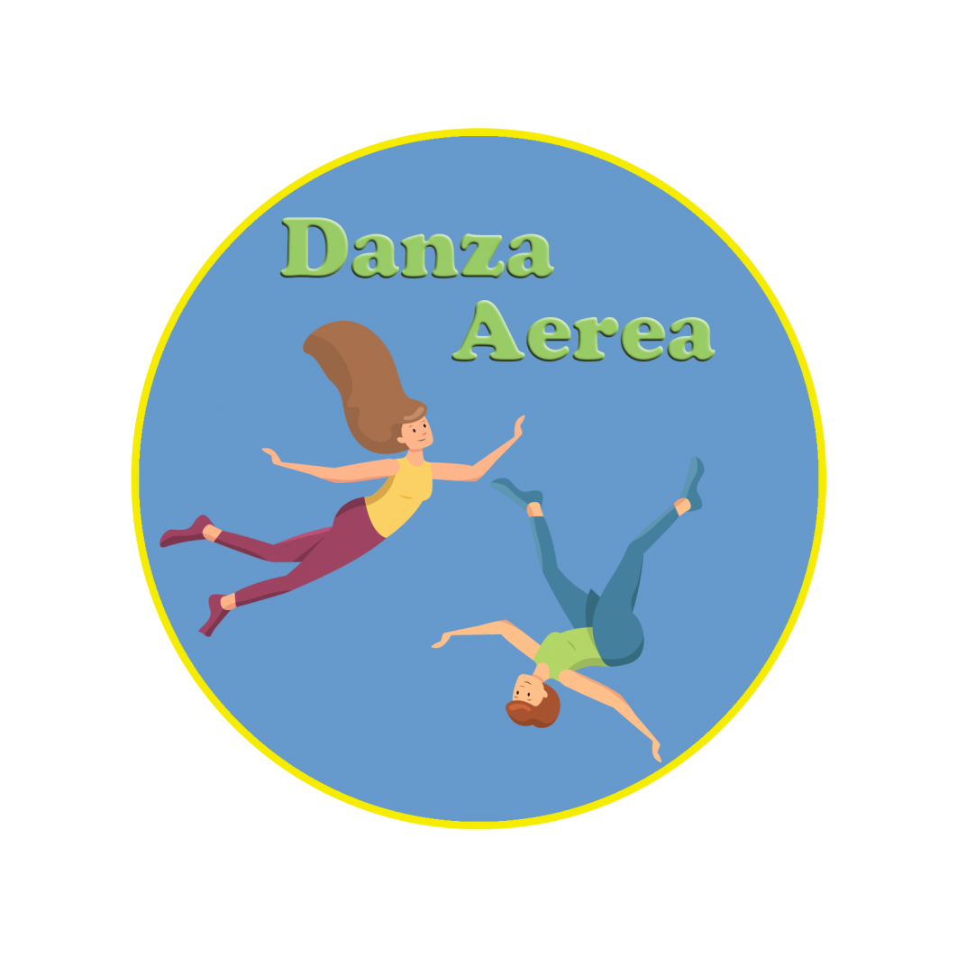 spettacolo ballerina aerea